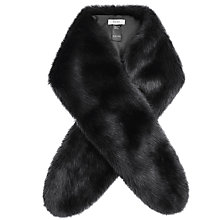 Buy Reiss Faux Fur Scarf Online at johnlewis.com