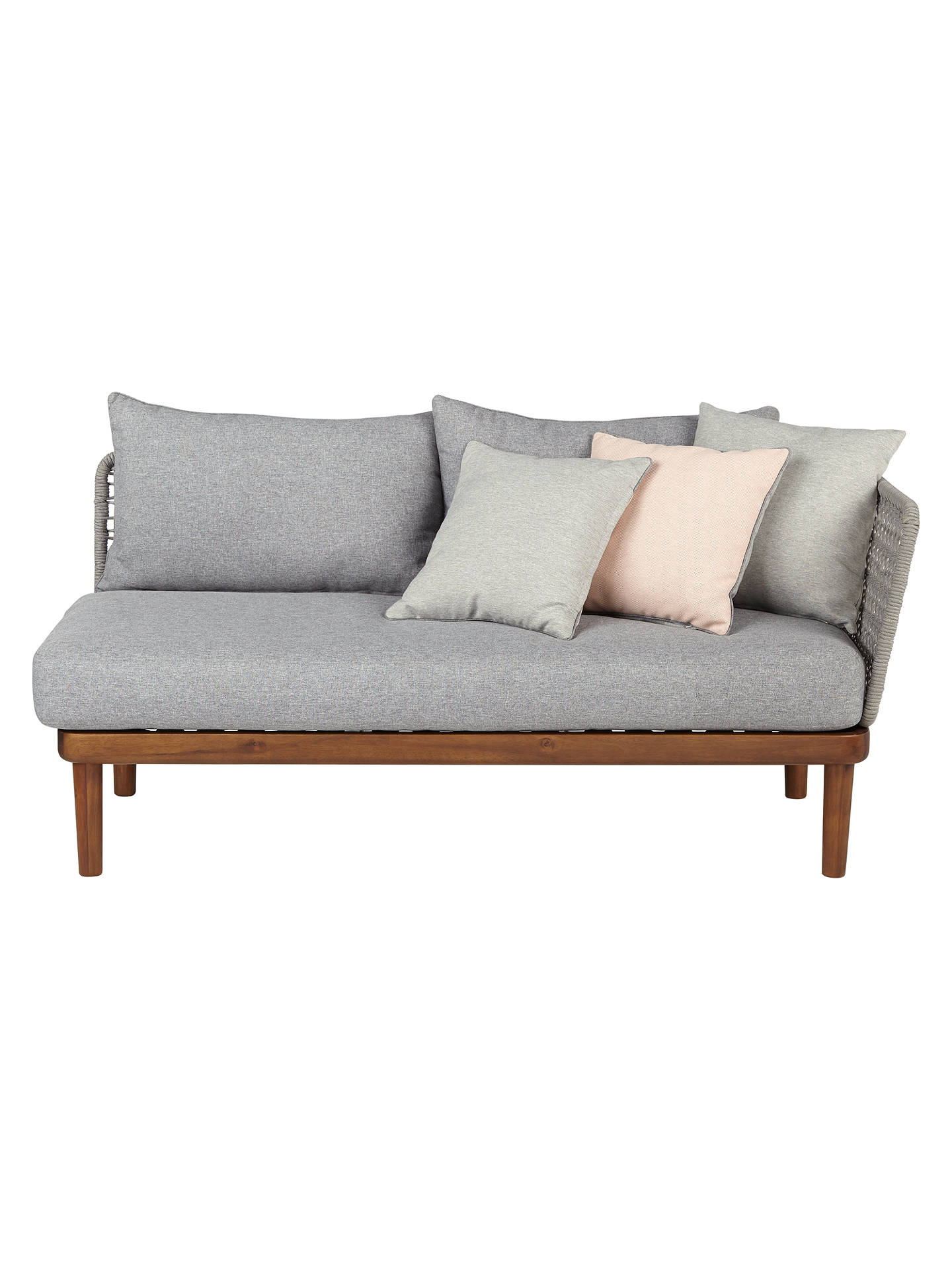 Design Project By John Lewis No 096 Lounging One Arm Sofa Fsc Certified