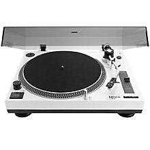 Buy Lenco L-3808 Two-Speed USB Turntable Online at johnlewis.com