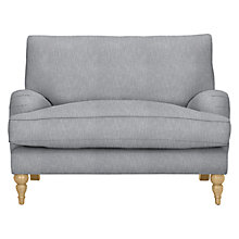 Buy John Lewis Penryn Snuggler, Amelia French Grey Online at johnlewis.com
