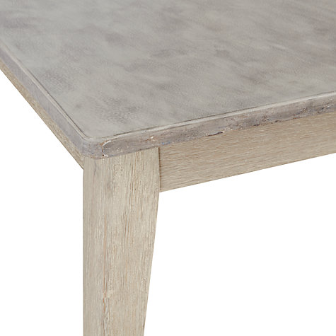 Buy John Lewis Leia Coffee Table, FSC-Certified (Eucalyptus Wood), Grey Online at johnlewis.com