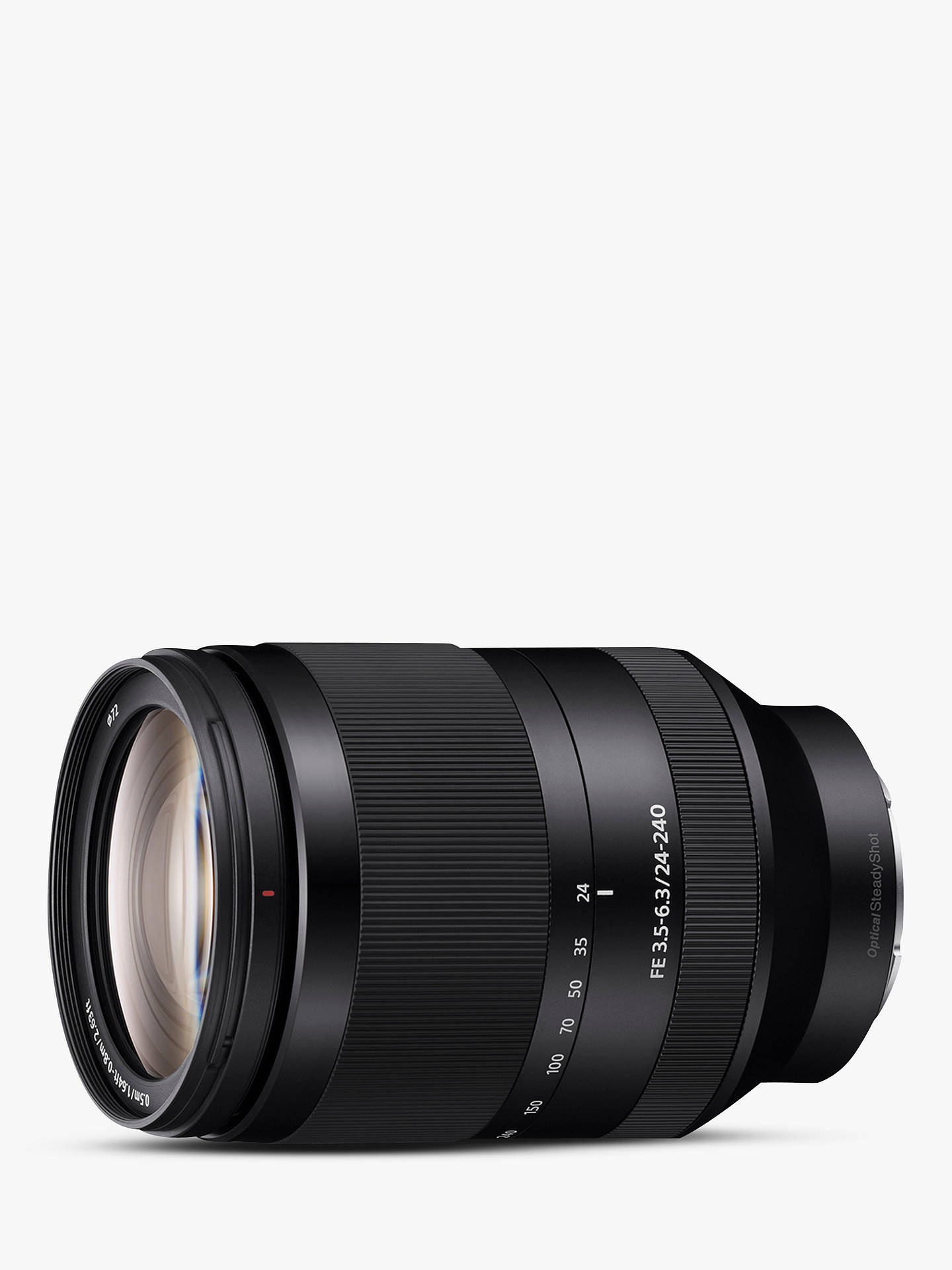 BuySony SEL24240 E 24-240mm F/3.5-40 OOS Full-Frame Camera Lens Online at johnlewis.com