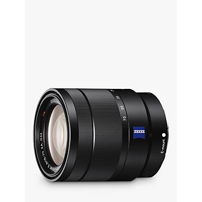 Image of Sony SEL1670Z Vario-Tessar E 16-70mm F/4-22 ZA OOS Compact Camera Lens