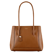 Buy Radley Boundaries Large Leather Shoulder Bag Online at johnlewis.com