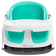 Buy Ingenuity Baby Base 2-in-1 Booster Seat Online at johnlewis.com