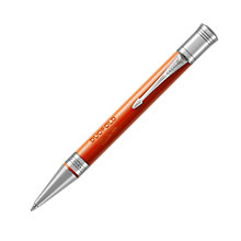 Buy Parker Duofold Vintage Ballpoint Pen, Red Online at johnlewis.com
