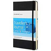Buy Moleskine Hardcover Passion Travel Journal Online at johnlewis.com