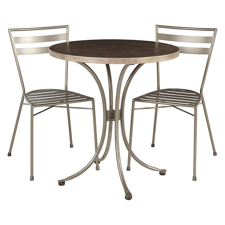 Buy John Lewis Petra Bistro Dining Set Online at johnlewis.com
