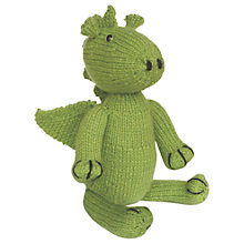 Buy The Crafty Kit Company Knit Your Own Dragon Knitting Kit Online at johnlewis.com