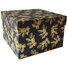 Buy Sara Miller Leaves Gift Box, Large Online at johnlewis.com