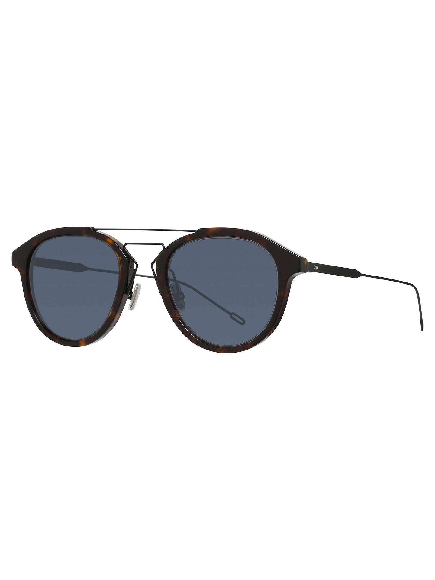 701d296111 Dior Blacktie226S Oval Sunglasses at John Lewis   Partners