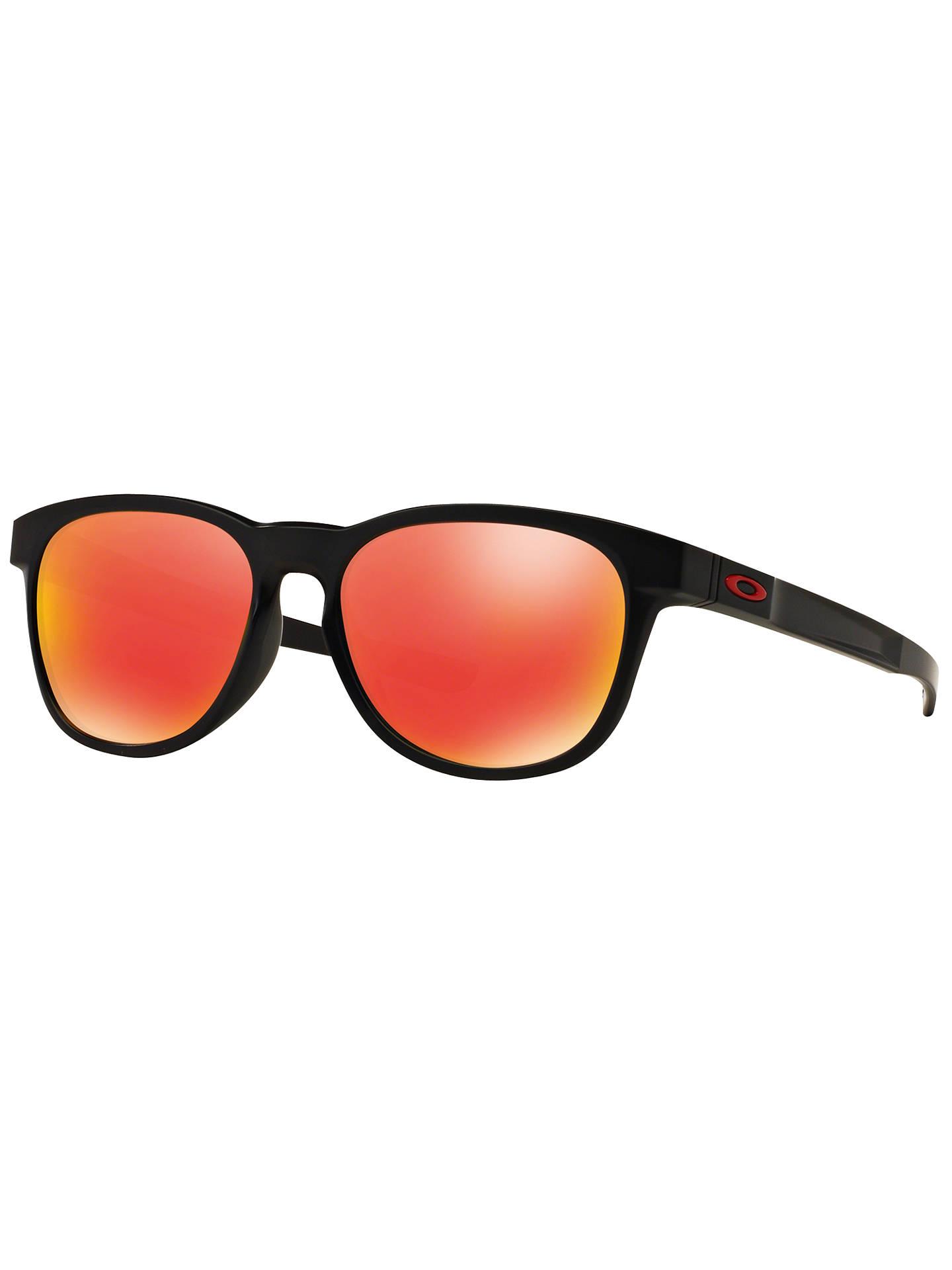 a3f0cd92c695e Oakley OO9315 Stringer D-Frame Sunglasses at John Lewis   Partners