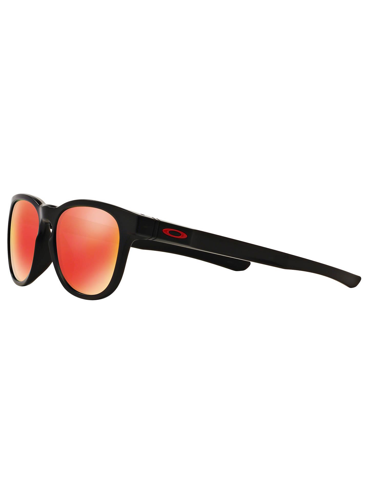 73ebcaad418 Oakley OO9315 Stringer D-Frame Sunglasses at John Lewis   Partners