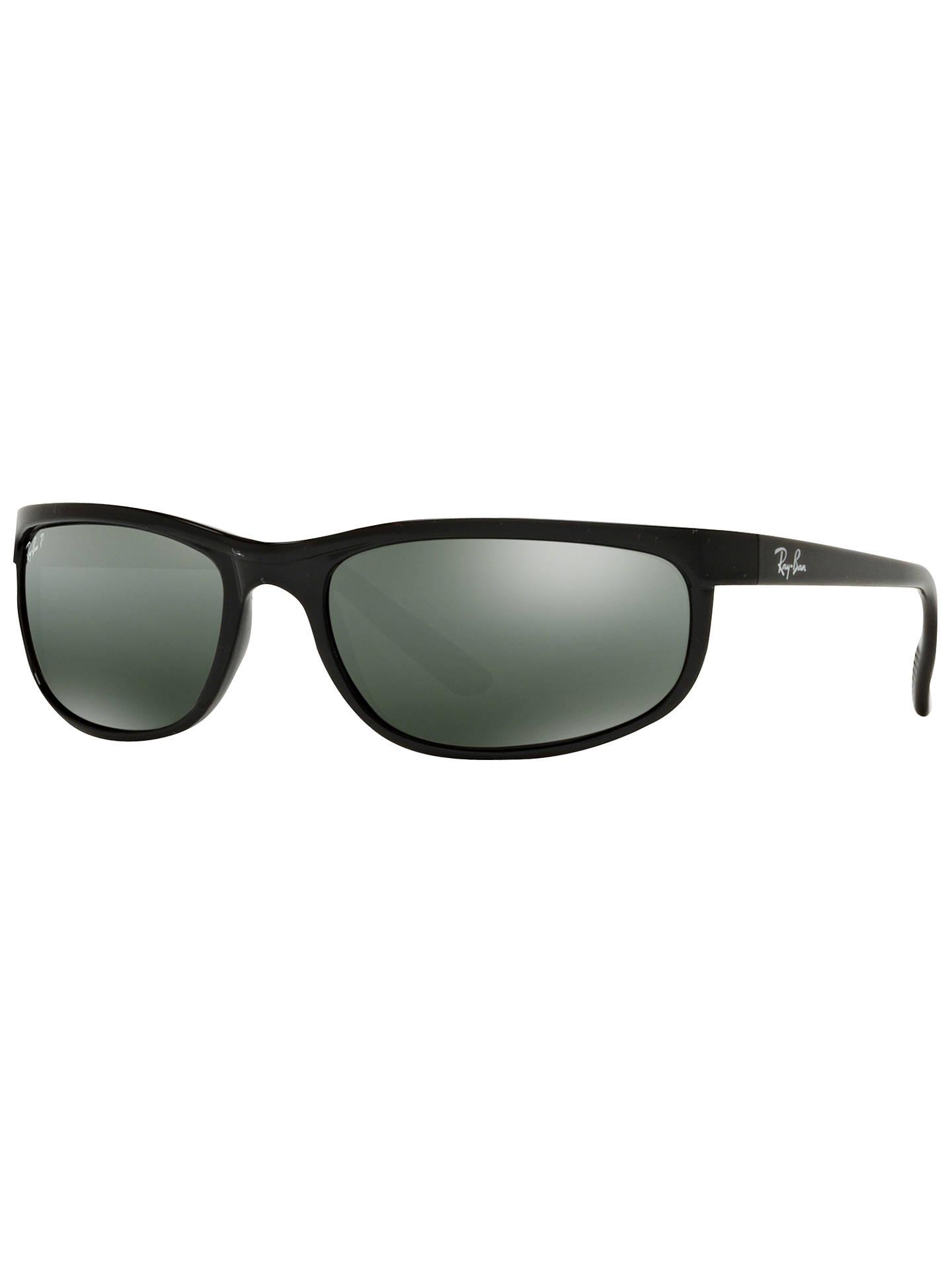 555fc496adb BuyRay-Ban RB2027 Predator 2 Polarised Rectangular Sunglasses