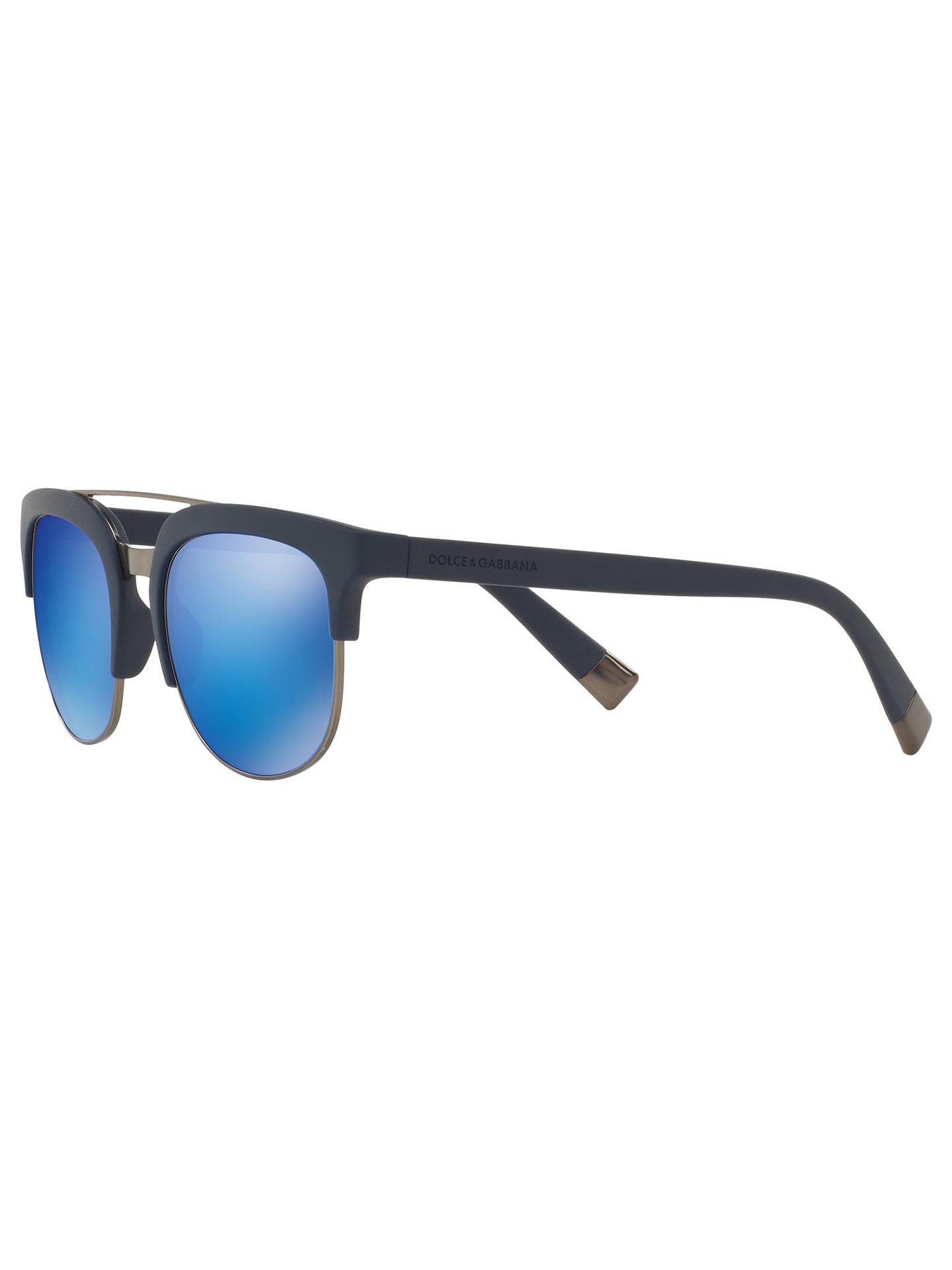 268860bd52 BuyDolce   Gabbana DG6103 Round Framed Sunglasses