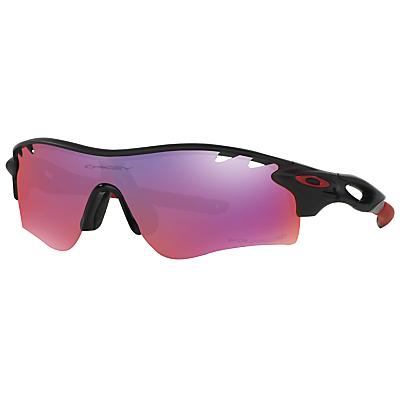 Oakley OO9181 Polarised Radarlock Path Sunglasses
