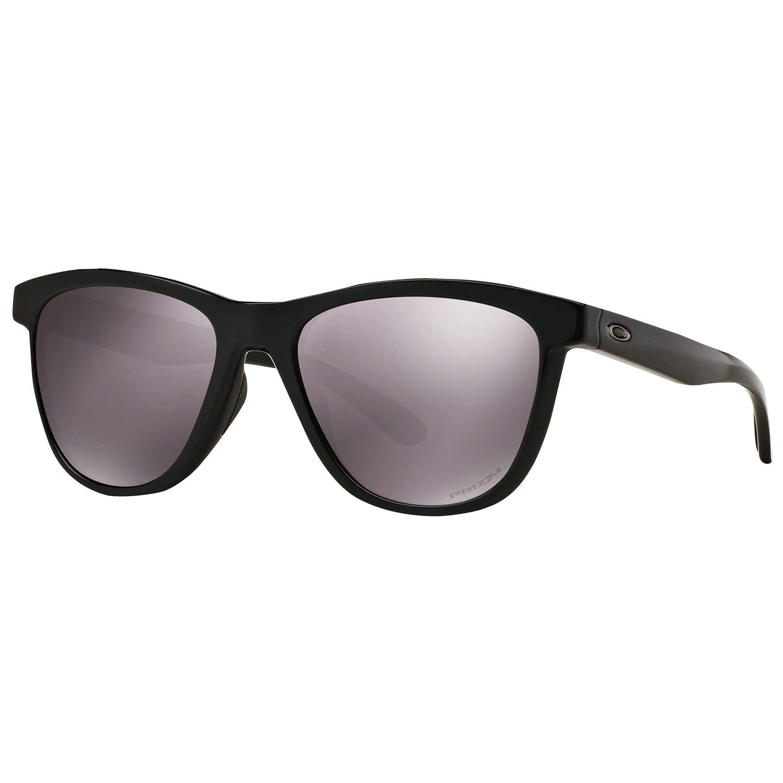 Oakley OO9320 Polarised Moonlighter D-Frame Sunglasses at John Lewis