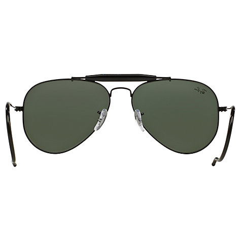buy aviator sunglasses online  Buy Ray-Ban RB3030 Outdoorsman Aviator Sunglasses