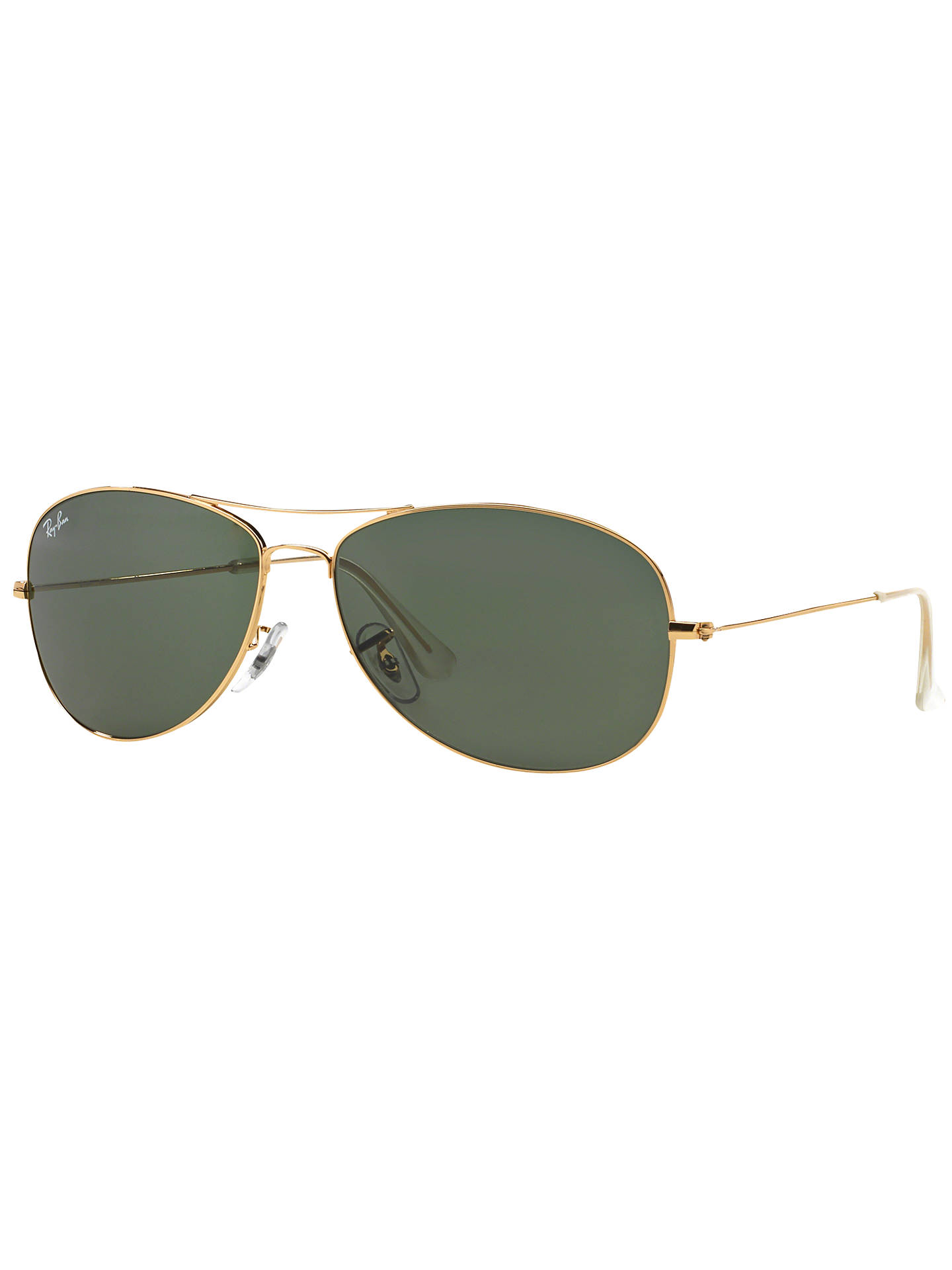 c1ff3986363 Previous Image Next Image. BuyRay-Ban RB3362 Cockpit Aviator Sunglasses