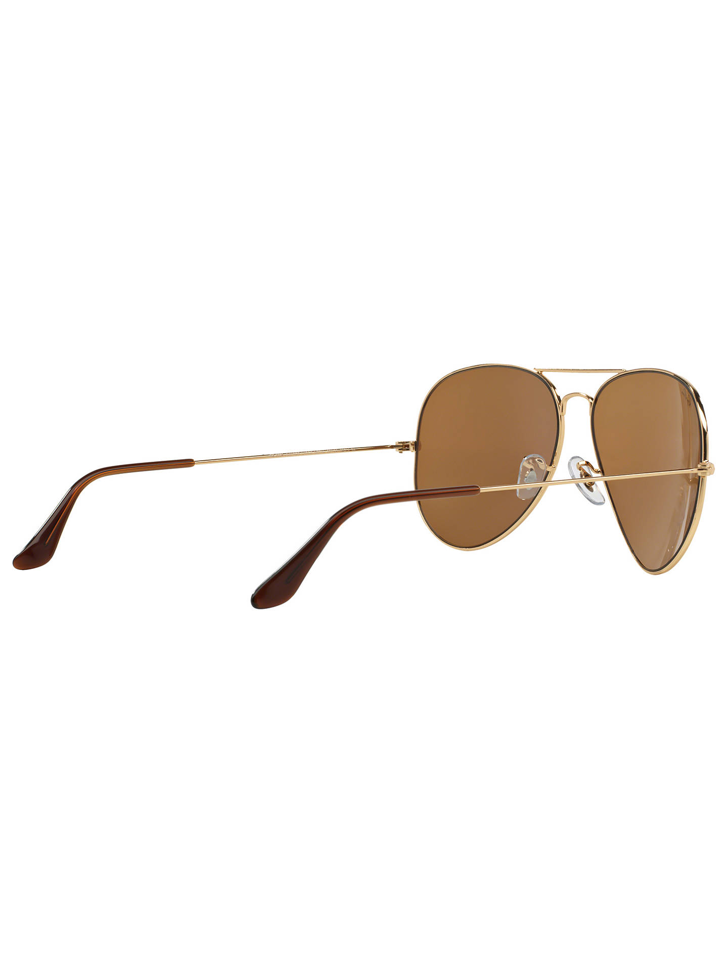 08317c14d4379 Ray-Ban RB3025 Iconic Aviator Sunglasses at John Lewis   Partners