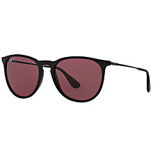 Buy Ray-Ban RB4171 Erika Polarised Sunglasses Online at johnlewis.com