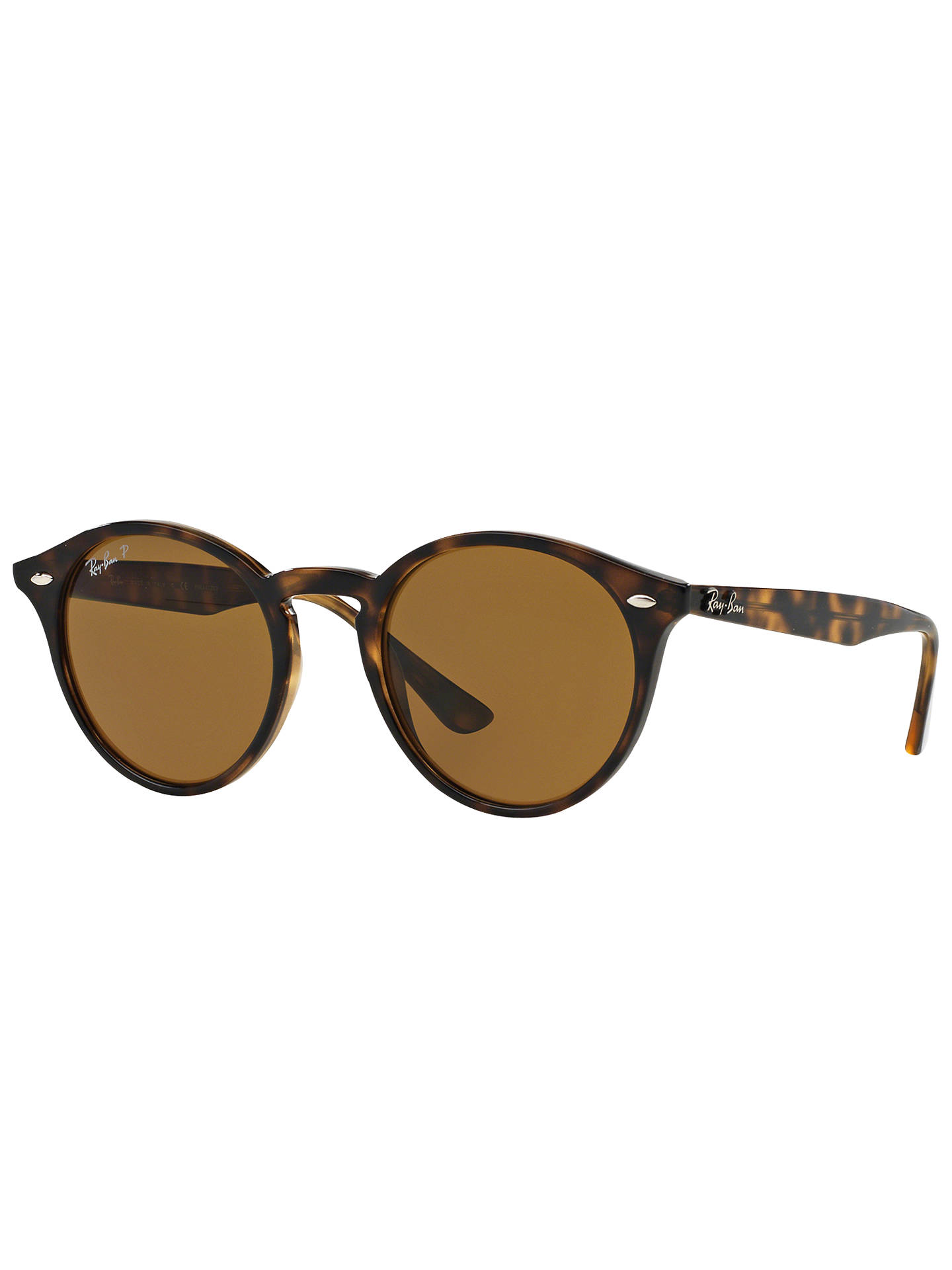 cead0a3911 BuyRay-Ban RB2180 Polarised Round Sunglasses