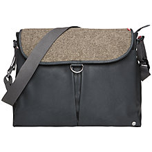 Buy Babymel Ally Faux Leather Changing Bag Online at johnlewis.com