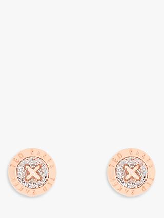 Ted Baker Eisley Button Stud Earrings
