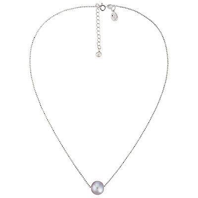 Image of Claudia Bradby Essential Moving Freshwater Pearl Chain Necklace