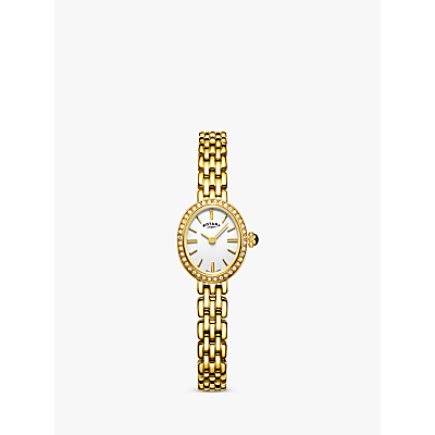 Rotary Women's Cocktail Bracelet Strap Watch