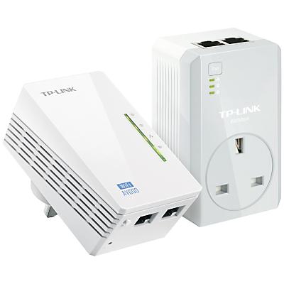 TP-LINK AV600 Powerline Wi-Fi Kit, TL-WPA4226 KIT
