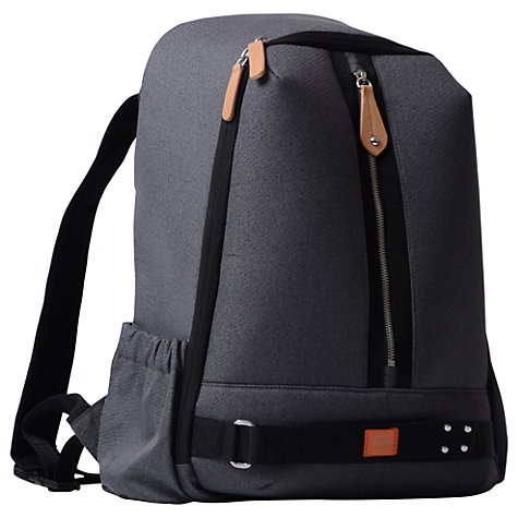 Buy PacaPod Picos Pack Changing Bag, Black Charcoal Online at johnlewis.com