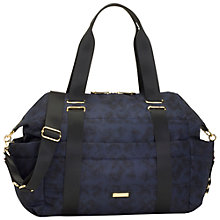 Buy Storksak Sandy Changing Bag, Blue Online at johnlewis.com