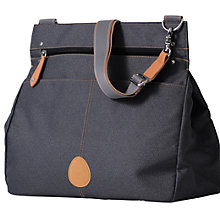Buy PacaPod Oban Changing Bag, Black Charcoal Online at johnlewis.com