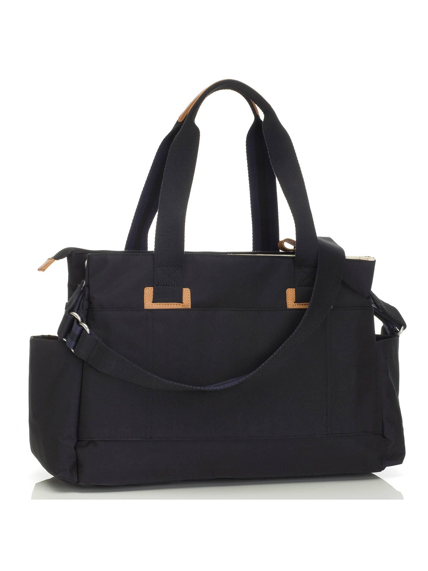 50583e20d74f Storksak Travel Shoulder Changing Bag at John Lewis   Partners