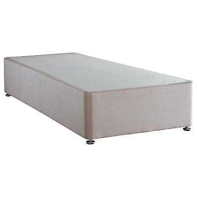 Sealy Solid Top Divan Base, Single
