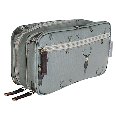 Product photo of Sophie allport stag toiletries bag