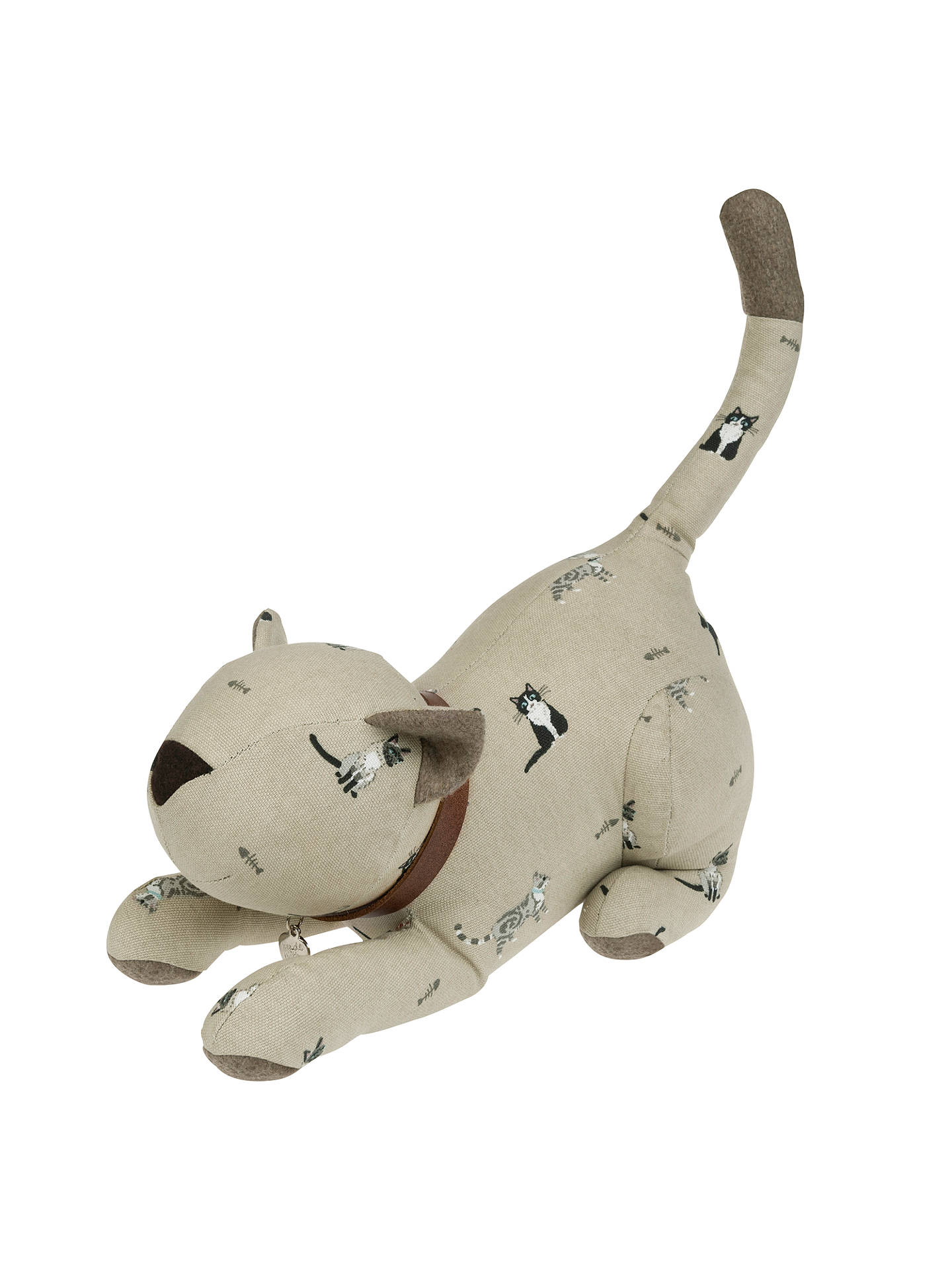 Buy Sophie Allport Cat Door Stop Online at johnlewis.com