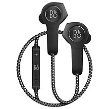 Buy B&O PLAY by Bang & Olufsen Beoplay H5 Wireless In-Ear Headphones Online at johnlewis.com