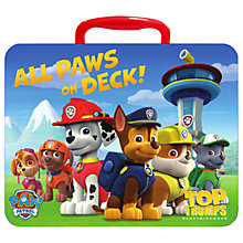 Buy Top Trumps Tin Paw Patrol Online at johnlewis.com
