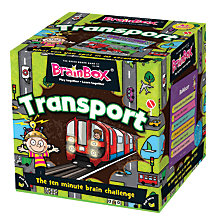 Buy BrainBox Transport Ten Minute Challenge Game Online at johnlewis.com