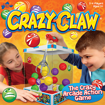 Image of Crazy Claw Game