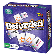 Buy Befuzzled Board Game Online at johnlewis.com