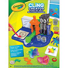 Buy Crayola Cling Creator Online at johnlewis.com