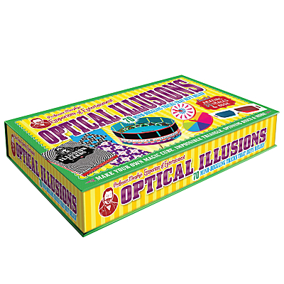 Image of Professor Murphy's Emporium of Entertainment Optical Illusions Box Set