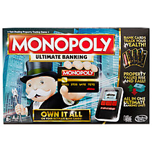 Buy Monopoly Ultimate Banking Online at johnlewis.com