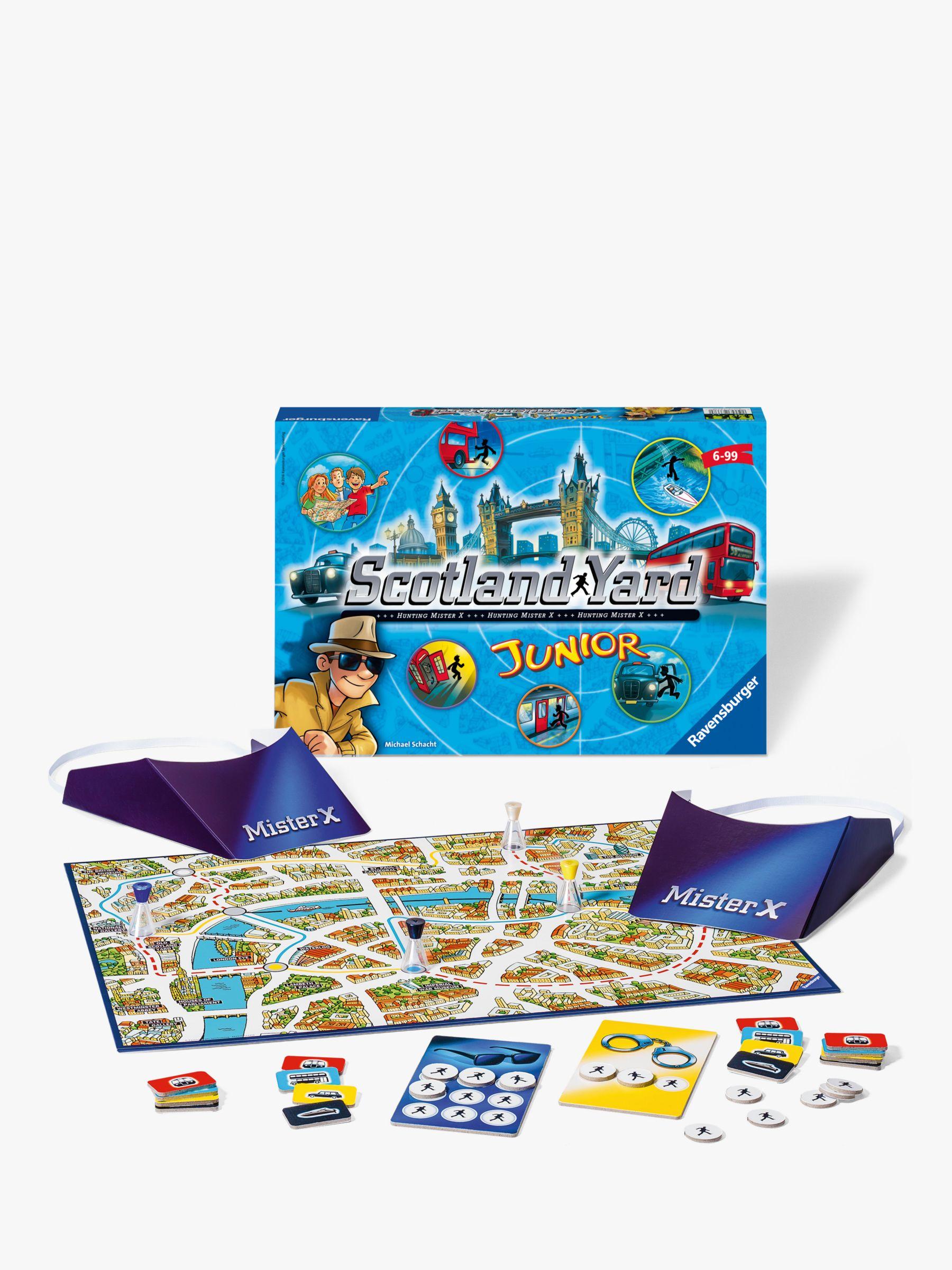Ravensburger Ravensburger Scotland Yard Junior Board Game