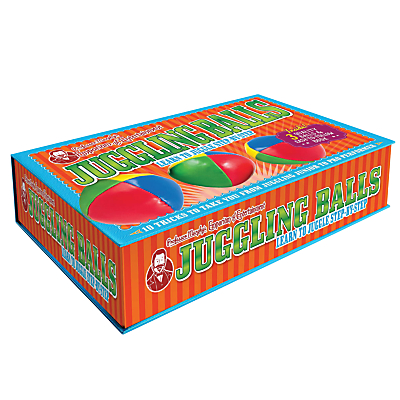Image of Professor Murphy's Emporium of Entertainment Juggling Box Set