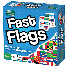 Buy Fast Flags Game Online at johnlewis.com