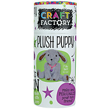 Buy Craft Factory Plush Puppy Online at johnlewis.com